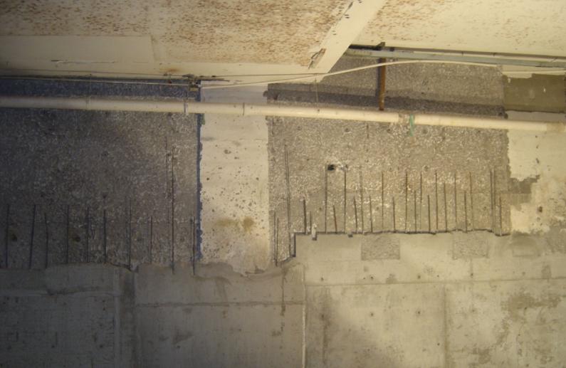 既有混凝土结构的加固切割改造是一个日益兴起的
