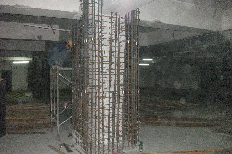 房屋建筑时要采用加大截面法加固梁柱有哪些要求